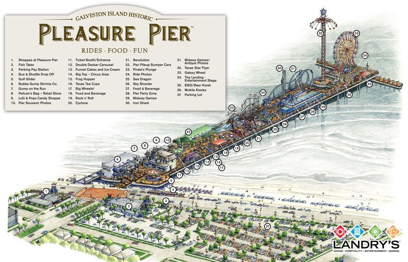 Pleasure Pier Rendering 2